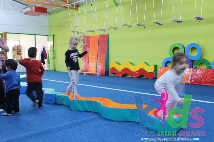 beylikdüzü jimnastik kursu
