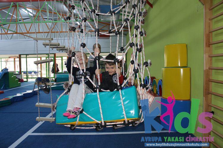 çocuklar için beylikdüzü cimnastik salonu